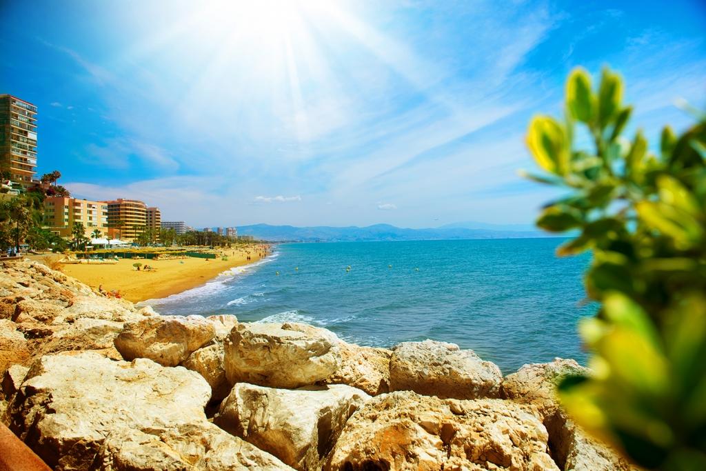 Hotel Marbella Playa Costa Del Sol Reiseburo Agence De Voyages