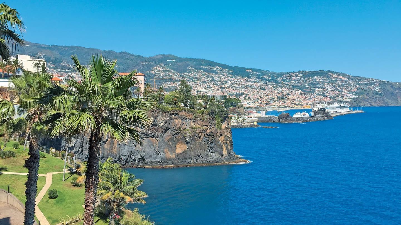 Hotel Riu Palace Madeira - Madère